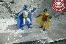Batman Serie Vintage