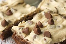 Cakes Brownies and Bars. Scrumptious Recipes for Bars, Brownies, and Cake. / by Amber Dagnillo