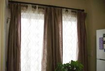 Window treatments / by Denise Colon