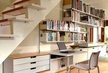 Ötletek lépcső alatti hely hasznositására