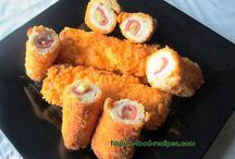 Party foods / Filipino foods