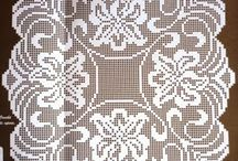 Doilies and Table Runners
