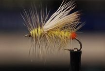 Fly tying / At the bench