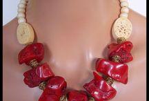 náhrdelníky-náramky