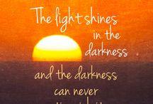 the Light