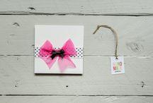 Handmade / Beautiful handmade ideas for gift