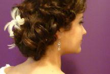 Peinados novia / Recogidos, peinados y maquillajes de novia