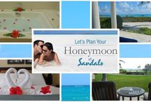 Sandals honeymoons / #Sandalsresorts offers the ultimate #honeymoon experience. With resorts on 6 different #Caribbean islands, these are truly the way to have a #noworry honeymoon!