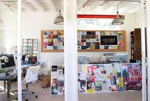 art studio spaces / by pam garrison