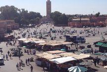 Marrakech / Vakantie Marrakech 31 Mei - 10 Juni