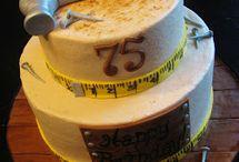 Lionel bday cake