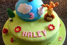 Kids Cakes / Kids cakes for boys and girls and lots of ideas to create awesome kids birthday cakes!
