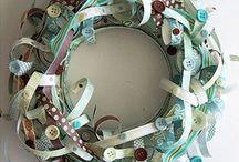 Wreaths / by Christine Rantz