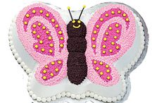 Butterfly Cake Designs