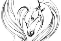 Tatuaggio cavallo