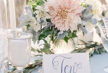 Andi's wedding ideas