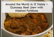 Ireland - Recipes
