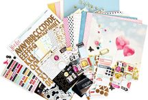Crafting - Scrapbooking Supplies