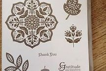 Stampin'Up Day of Gratitude