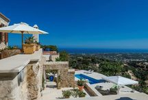 Villa Candice #Crete #Greece #Island / Candice The Villa is located in a magical place . Sheltered by high walls , the villa as its garden and swimming pool, offer stunning views of the Psiloritis mountains and the Aegean Sea. Located in the village of Maroulas , it is only 5 minutes from some of the best beaches . http://www.mygreek-villa.com/fr/rent-villa-search-2/villa-candice-ile-de-cr%C3%A8te-gr%C3%A8ce