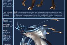 Criaturas mágicas/sobrenaturais
