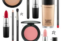 mac make up products