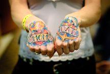 Tattoos / by Trina Jarnbrant