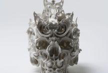why skulls are so lovely? / by Andrea Soverini