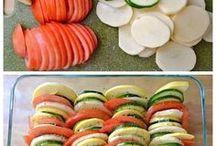 contorni, verdure, food