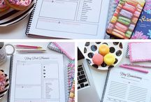 Planning Organising & work