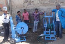 Water to the community / Enhancing easier access to water as a way of saving time