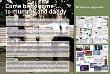 "2015 PR Campaign ""Come back Home …to mummy and daddy"" MY PR and Immobiliare.it"