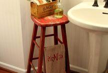 bathroom / by Shelley Scribner