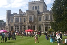 Ashridge Garden Party in aid of the Hospice of St Francis 2013