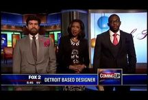 Bespoke Suit Designer William Malcolm On The Fox 2 Morning Show / Bespoke Suit Designer William Malcolm On The Fox 2 Morning Show. Talking about men's fashion and bespoke suiting. / by William Malcolm Luxe Collection