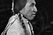 NAKODA - FIRST NATION PEOPLE / The term Nakota (or Nakoda or also Nakona is the endonym used by those native peoples of North America who usually go by the name of Assiniboine (or Hohe), in the United States, and of Stoney, in Canada.