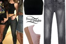 famouse people outfit