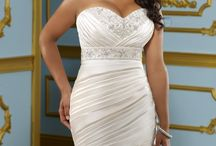 wedding dresses for my curves