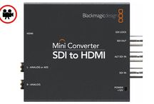 Black Magic SDI to HDMI Mini Conventer