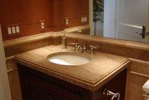 ADP Quartz Bathroom Countertops and Vanities