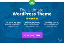 WordPress - Elegant Themes / Since Elegant Themes has updated their DEVI Theme, they are front and center on the latest developments in WordPress Themes