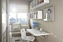 Interiors: teen boy's room