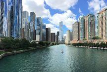 2018 USA Chicago and West Coast