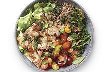 recipes: grain bowls / Grain bowl goodness...
