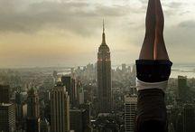 Elaine Yoga fotning