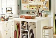 Craftroom / by Amanda Grock