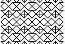 Blackwork for Cross Stitch