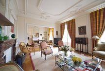 A louer vide Paris 17ème appartement 4 pièces de 114 m²