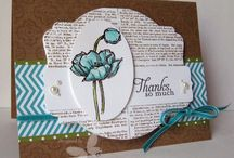 Thank You Cards / by Becky Helwig