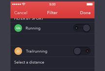 Mobile UI \\ Filter